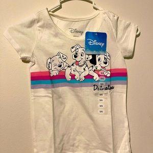 T-shirt Disney Dalmatians girl